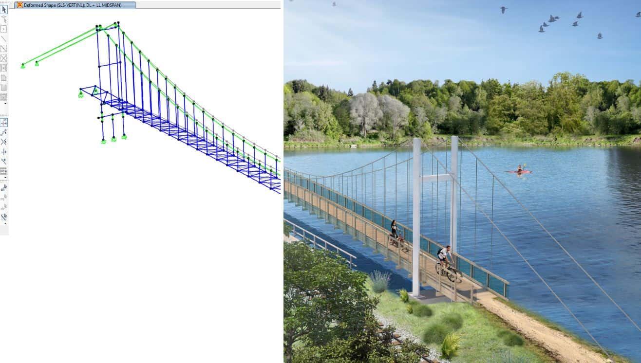 DC Structures Studio - Bridge Design